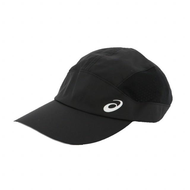 アシックス 陸上 ランニング キャップ ランニングクロスキャップ 定番スタイル 3013A160 帽子 ブラック 001 : 売買 asics