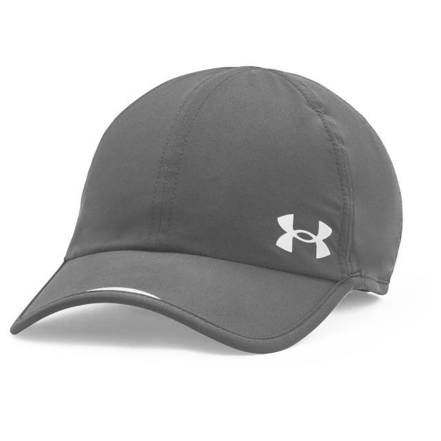 アンダーアーマー 国内在庫 陸上 ランニング 訳ありセール 格安 キャップ UA Ms Iso-Chill Stretch Run Cap : 001 1361562 ARMOUR UNDER 帽子 ブラック