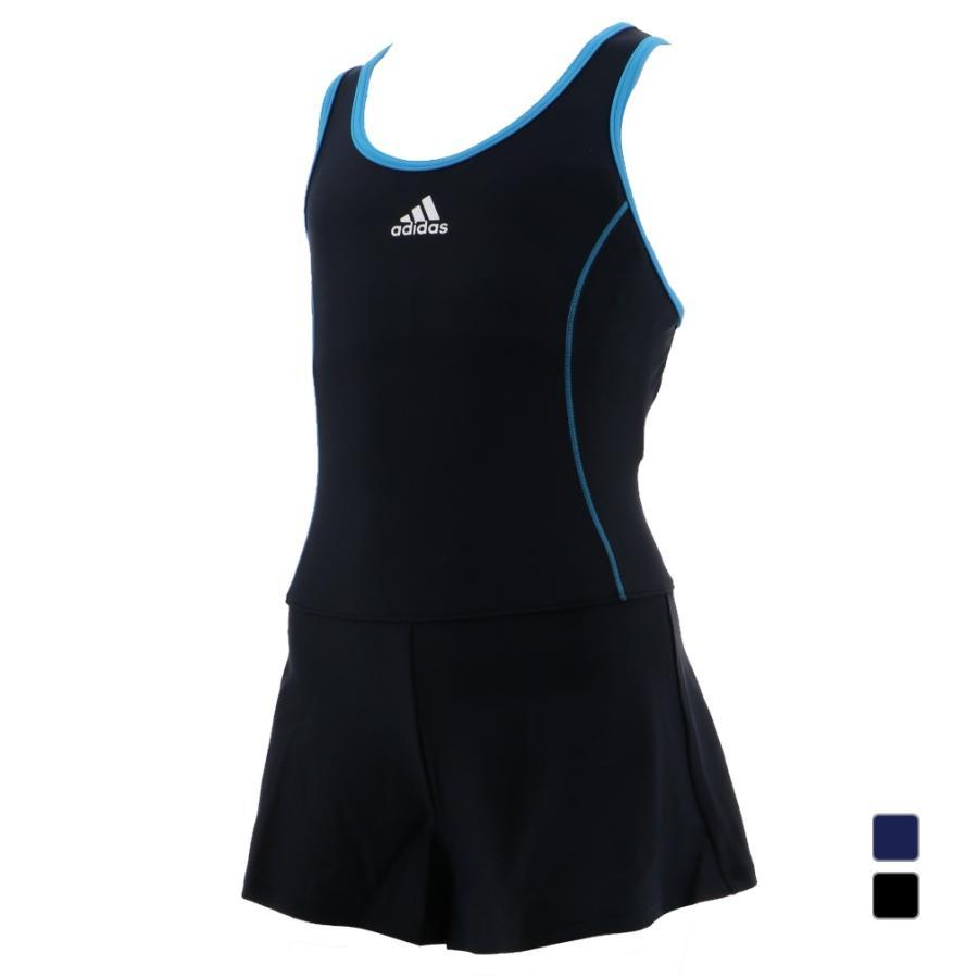 アディダス BOS Dress 評判 Swimsuit Girl GKE83 水泳 adidas スクール水着 キッズ ジュニア AL完売しました 子供
