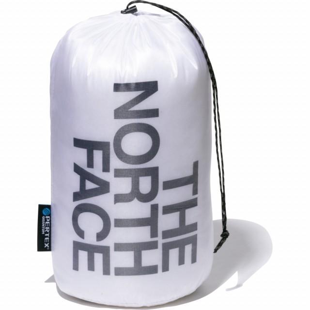 ノースフェイス パーテックス 入荷予定 スタッフバッグ PERTEX R STF BAG5L 祝日 NM91901 WK ホワイト×ブラック : THE バッグ FACE NORTH 5L エコバッグ