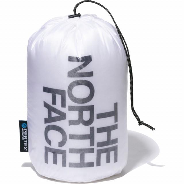 ノースフェイス パーテックス スタッフバッグ PERTEX R 正規品スーパーSALE×店内全品キャンペーン STF BAG3L NM91902 WK NORTH ホワイト×ブラック THE : 3L バッグ エコバッグ 至高 FACE
