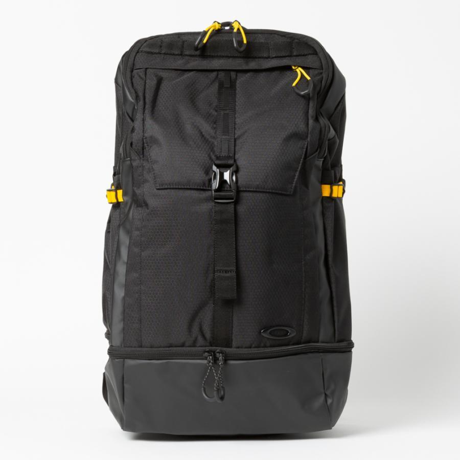 オークリー ESSENTIAL TWO DAYS 賜物 PACK 全品最安値に挑戦 4.0 FOS900233 02E OAKLEY ブラック バックパック : デイパック リュック 40L