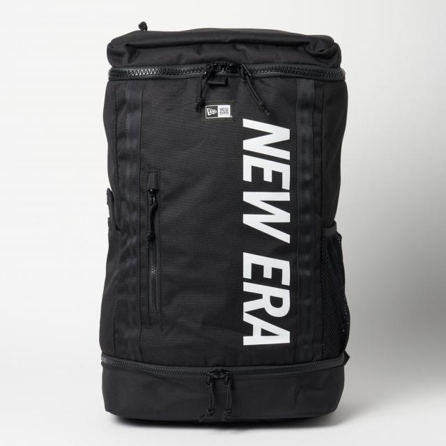 ニューエラ 返品送料無料 BOXPACK 爆買い新作 11901528 ディパック バックパック リュック : ERA NEW ブラック×ホワイト 32L