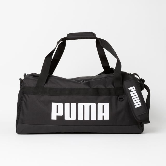 プーマ チャレンジャー ダッフルバッグ 好評 M 076621 01 58L PUMA 世界の人気ブランド : ブラック