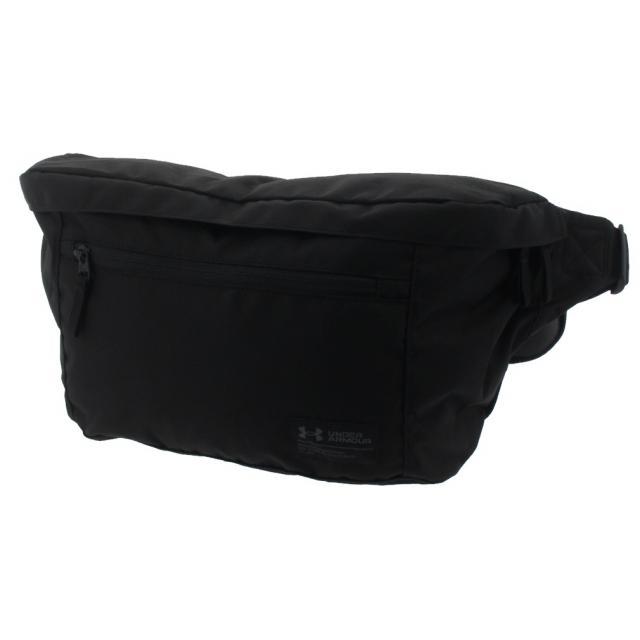 アンダーアーマー UA Large Waist お気にいる Bag 1363307 ブラック ARMOUR 10L ウエストバッグ 新色追加して再販 UNDER :