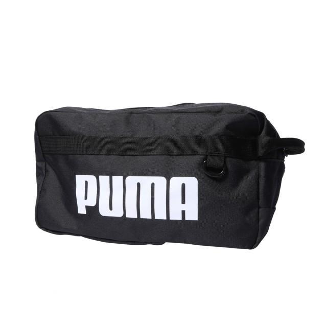 人気商品 プーマ チャレンジャー シュー バッグ 077012 01 PUMA おすすめ特集 シューズケース 9L : ブラック