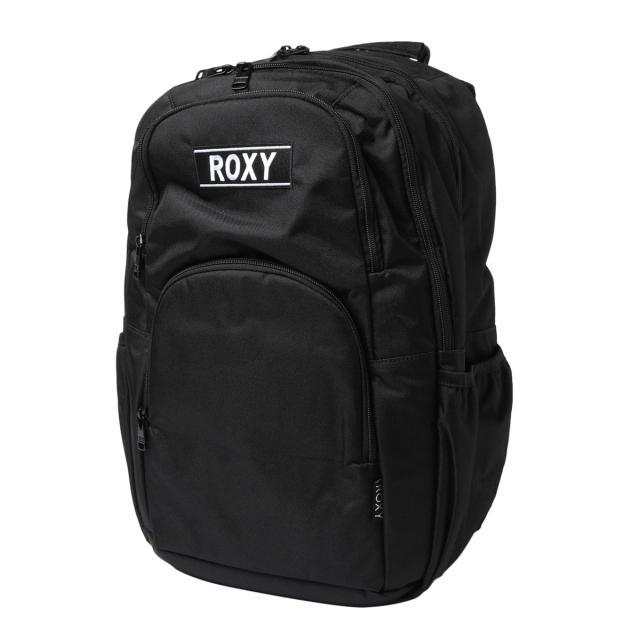 特価キャンペーン ロキシー GO OUT RBG201308 BLK デイパック ROXY 格安SALEスタート : リュック バックパック 20〜25L ブラック