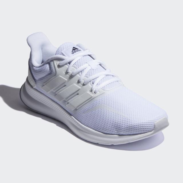 アディダス ファルコンラン FALCONRUN 新色追加して再販 M G28971 お気にいる メンズ ランニングシューズ : adidas 陸上 ホワイト×ホワイト
