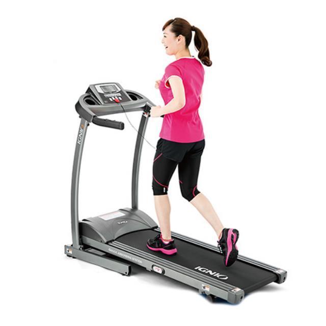 イグニオ 定番から日本未入荷 R-16S ランニングマシン トレッドミル ダイエット トレーニング 世界の人気ブランド IGNIO 家庭用