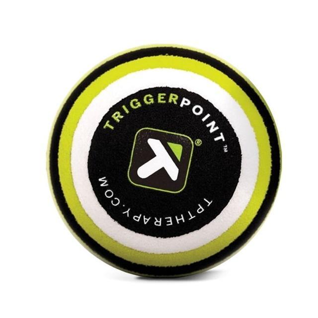 トリガーポイント 返品不可 店内限界値引き中&セルフラッピング無料 MB1マッサージボール グリーン 4420 TRIGGER POINT セルフマッサージ フィットネス