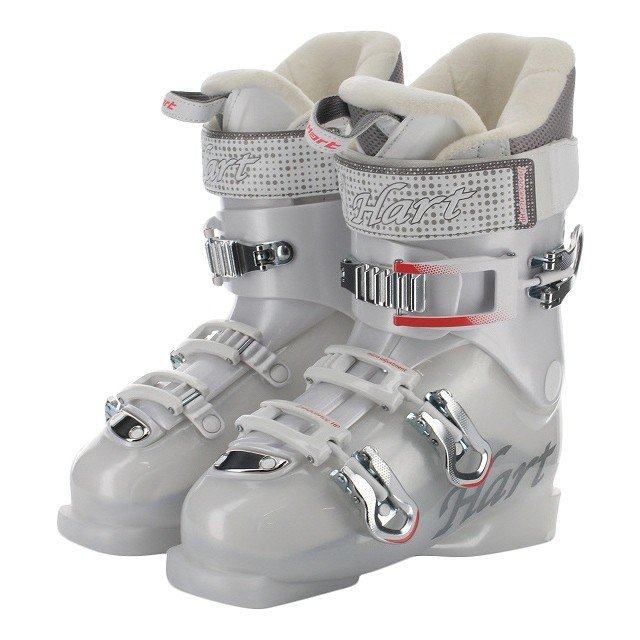 ハート スキー ブーツ HRT イノセンスHP WPK 5326208428 ホワイトサーモンピンク Hart