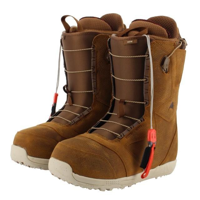 バートン スノーボード ブーツ ION LEATHER - AF 10958105 BURTON