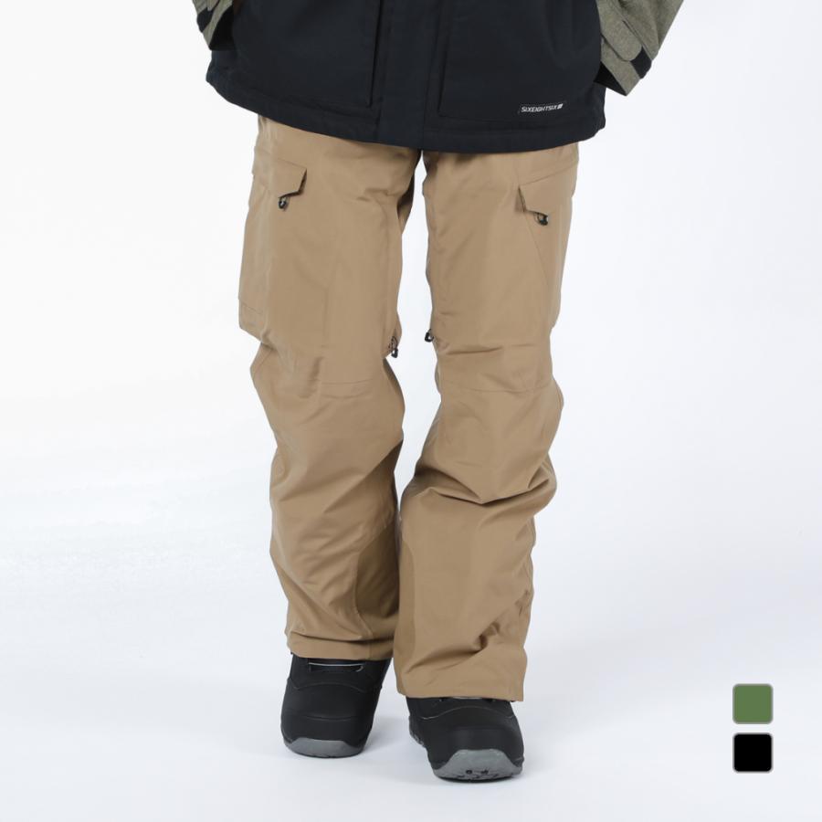 シックスエイトシックス メンズ スノーボード パンツ Quantum Pant Thermagraph 今季も再入荷 販売 L9W206 686 19-20年モデル