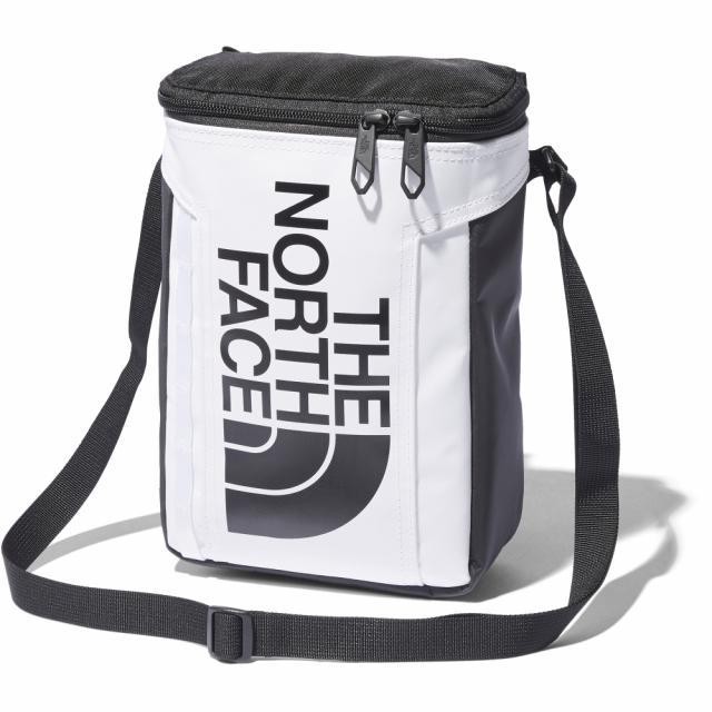 2021春夏 ノースフェイス BC Fuse Box Pouch お気に入り BCヒューズボックスポーチ ホワイト×ブラック ショルダーバッグ THE WK NEW売り切れる前に☆ NM82001 NORTH FACE トレッキング