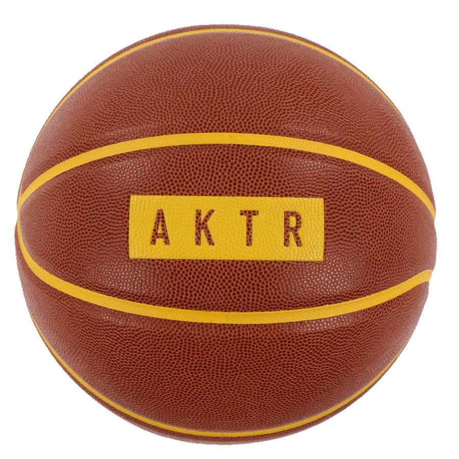 アクター タチカラ TACHIKARA BASIC BALL ORANGExYELLOW 7号球 最安値 121-078021 AKTR バスケットボール 新色追加して再販 練習球