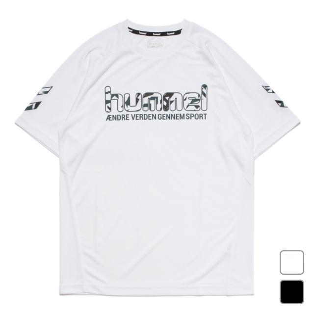 訳あり ヒュンメル メンズ オンラインショップ レディース ハンドボール HAP4143 プラクティスTシャツ 半袖 hummel