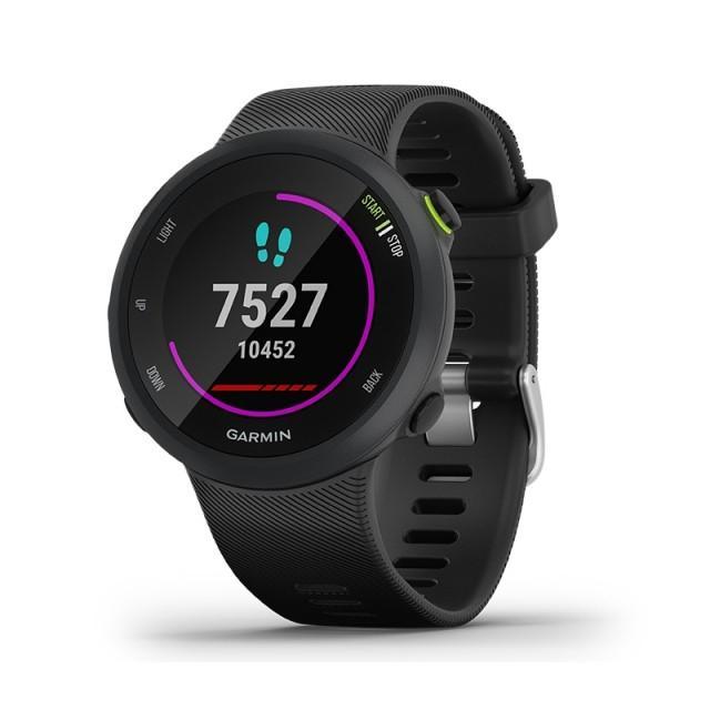 ガーミン ForeAthlete 45 黒 (0100215645 BK) スマートウォッチ ランニングウォッチ GPSウォッチ 腕時計 GARMIN