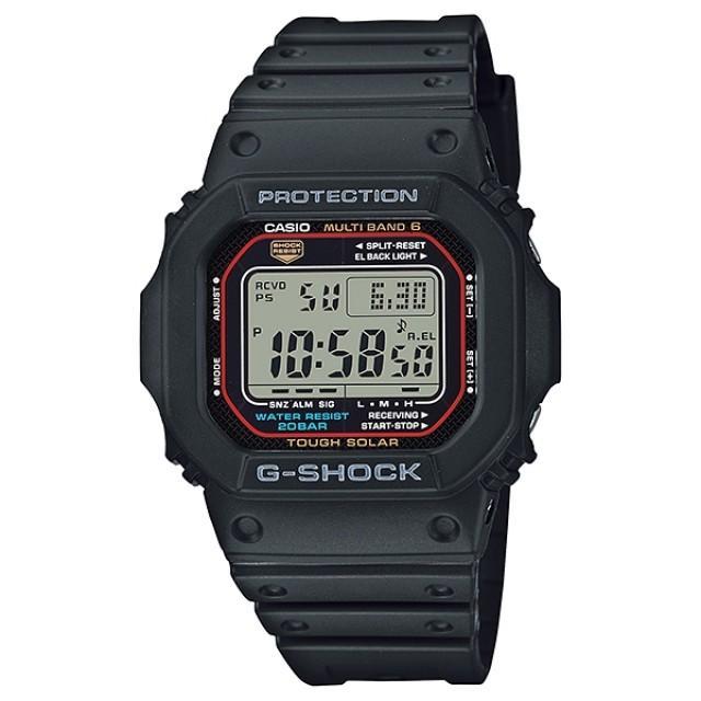 【国内正規品】カシオ G-SHOCK ジーショック (GW-M5610-1JF) タフソーラー ソーラー電波時計 ランニングウォッチ 時計 Gショック CASIO