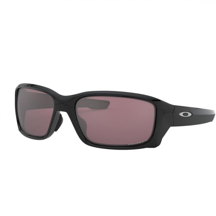 オークリー ストレートリンク (9336-04) サングラス Straightlink Polished 黒 w/ Prizm Daily Pol OAKLEY UV対策