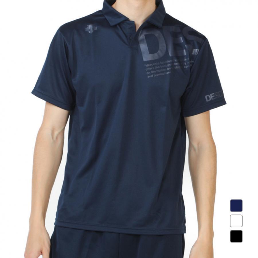 格安 デサント メンズ 半袖機能ポロシャツ DX-C0765AP 人気 おすすめ DESCENTE