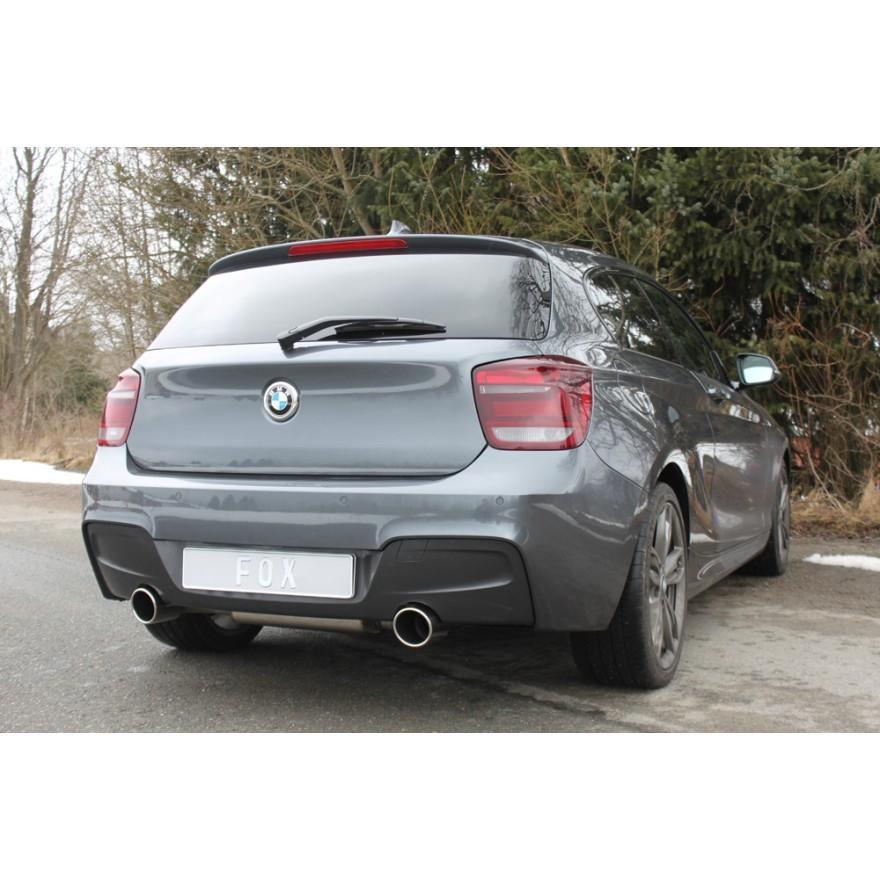 FOX フォックス オールステンレスマフラー(リアマフラー) BMW F20 M135i用 100mm 斜め 左右 alpha-online-shop 04