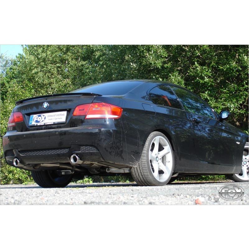 FOX フォックス オールステンレスマフラー(リアマフラー) BMW E90/E91/E92/E93 335i用 90mm 斜め 左右 alpha-online-shop 04