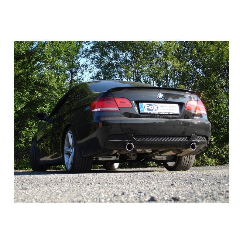 FOX フォックス オールステンレスマフラー(リアマフラー) BMW E90/E91/E92/E93 335i用 90mm 斜め 左右 alpha-online-shop 05