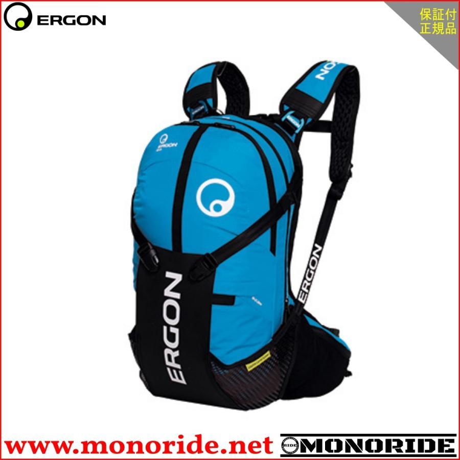 ERGON スモール BX3 ブルー エルゴン|alphacycling