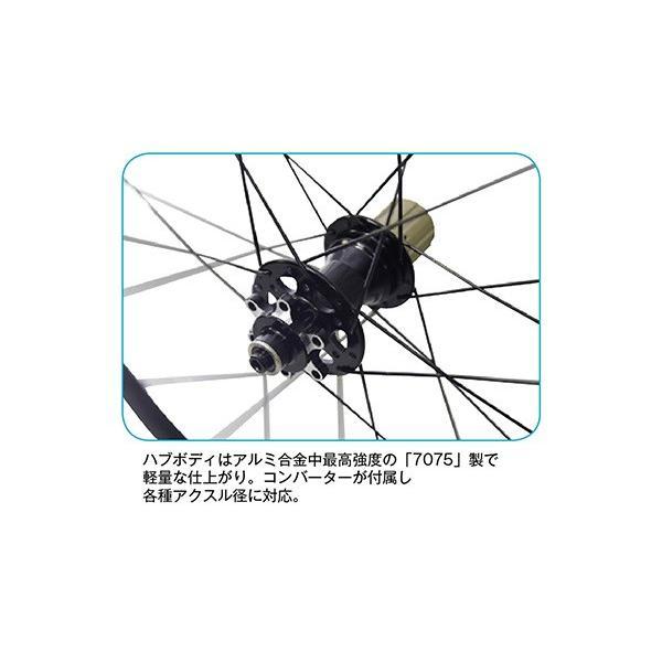 ALEXRIMS RXD3 ディスクロード/CX用700Cホイール 参考重量1550g アレックスリムズ|alphacycling|08