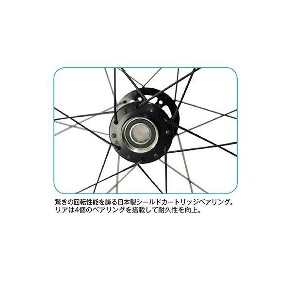 ALEXRIMS RXD3 ディスクロード/CX用700Cホイール 参考重量1550g アレックスリムズ|alphacycling|09