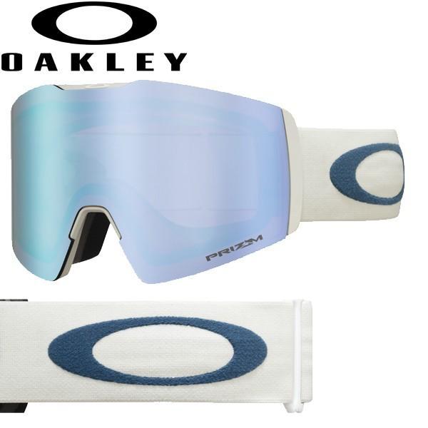 オークリー ゴーグル フォールライン XL OO7099-15 スタンダードフィット プリズム スノー サファイア イリジウム グレー ポセイドン FALL LINE XL OAKLEY USAモ