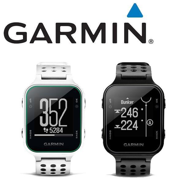 GPSゴルフナビ ガーミン アプローチ S20J (GARMIN Approach S20J) / 時計型距離測定器 / ウォッチ型 ゴルフナビ