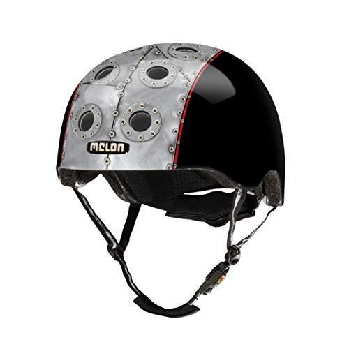 メロンヘルメット(Melon :rHB983703:Alt Helmet)アビエイター(Aviator) Mart XXS-Sサイズ XXS-Sサイズ 46-52cm - steamfarer.com