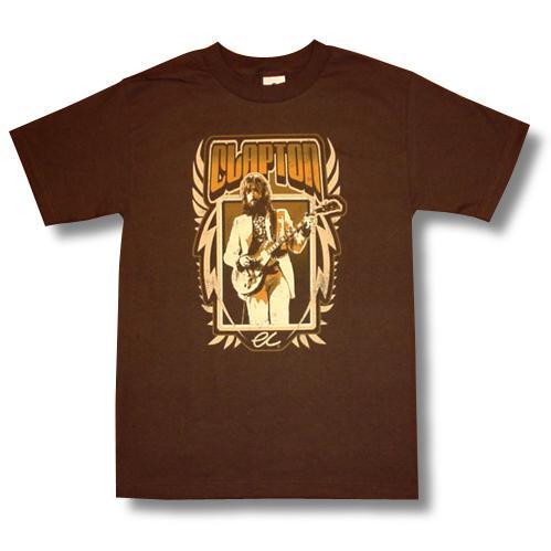 Tシャツ ERIC CLAPTON エリック・クラプトン ロック バンド|alternativeclothing