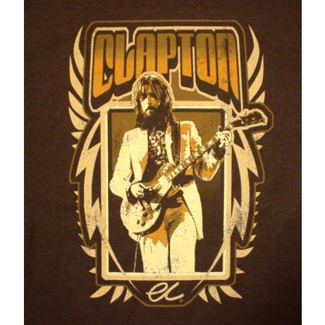 Tシャツ ERIC CLAPTON エリック・クラプトン ロック バンド|alternativeclothing|02