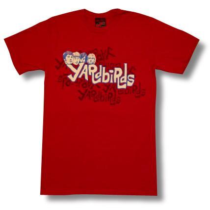 Tシャツ YARDBIRDS ヤードバーズ ロック メンズ バンド|alternativeclothing