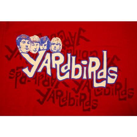 Tシャツ YARDBIRDS ヤードバーズ ロック メンズ バンド|alternativeclothing|02