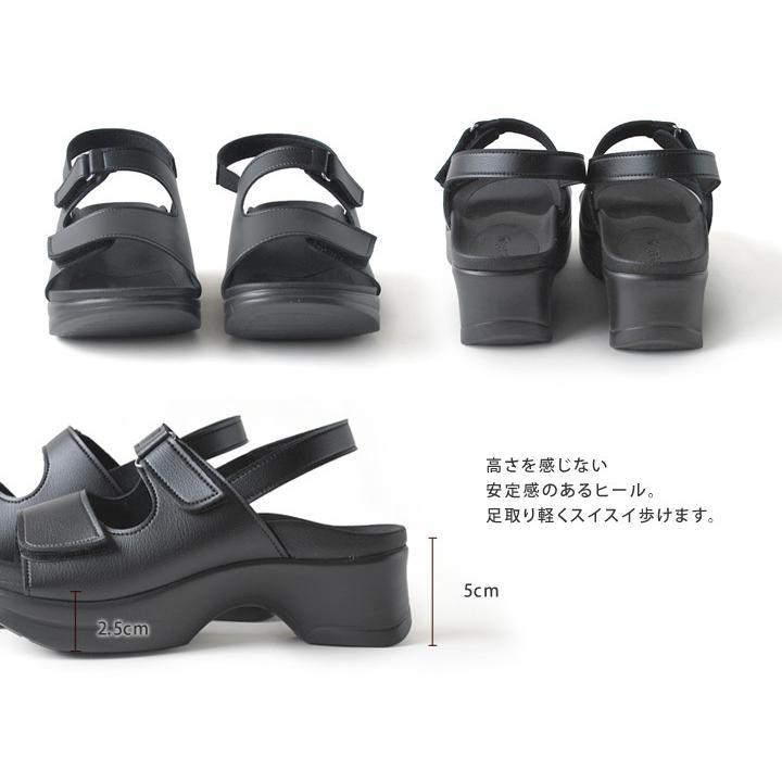 リゲッタ Re:getA 3200 お試し版バックベルトサンダル オフィスサンダル 日本製 歩きやすい 履きやすい|altolibro|09