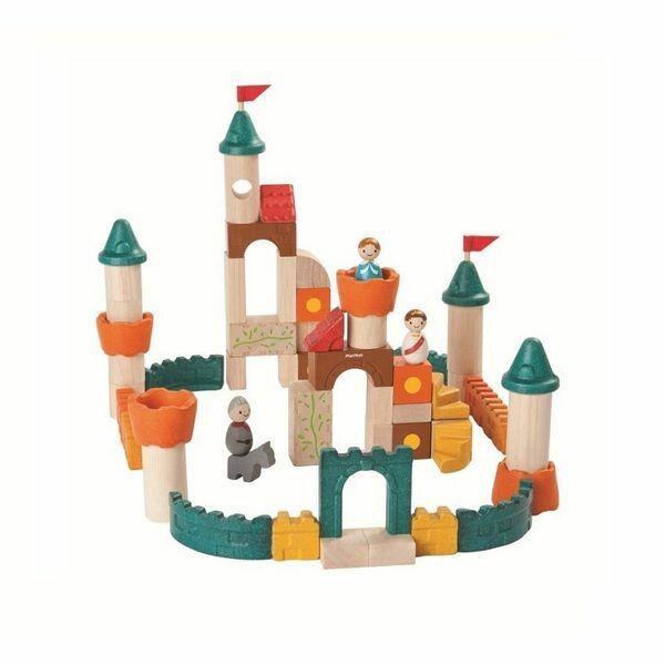 ファンタジーブロック 男の子 女の子 2歳 3歳 4歳 5歳  知育玩具 PLANTOYS (プラントイ) alukom