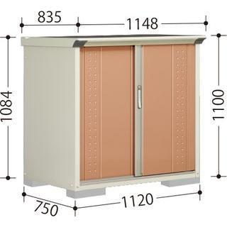 物置 屋外収納庫 タクボ物置 グランプレステージ ジャンプ GPシリーズ 小型物置(収納庫) たて置きタイプ(ネット棚) たて置きタイプ(ネット棚) たて置きタイプ(ネット棚) GP-117DT 家庭 一般住宅用小型物置 b74