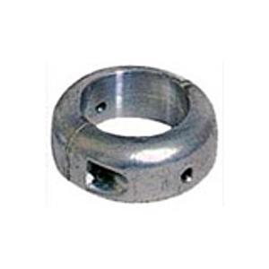 ペラ亜鉛 75mm W75 二つ割型 プロペラ シャフト 亜鉛 ジンク