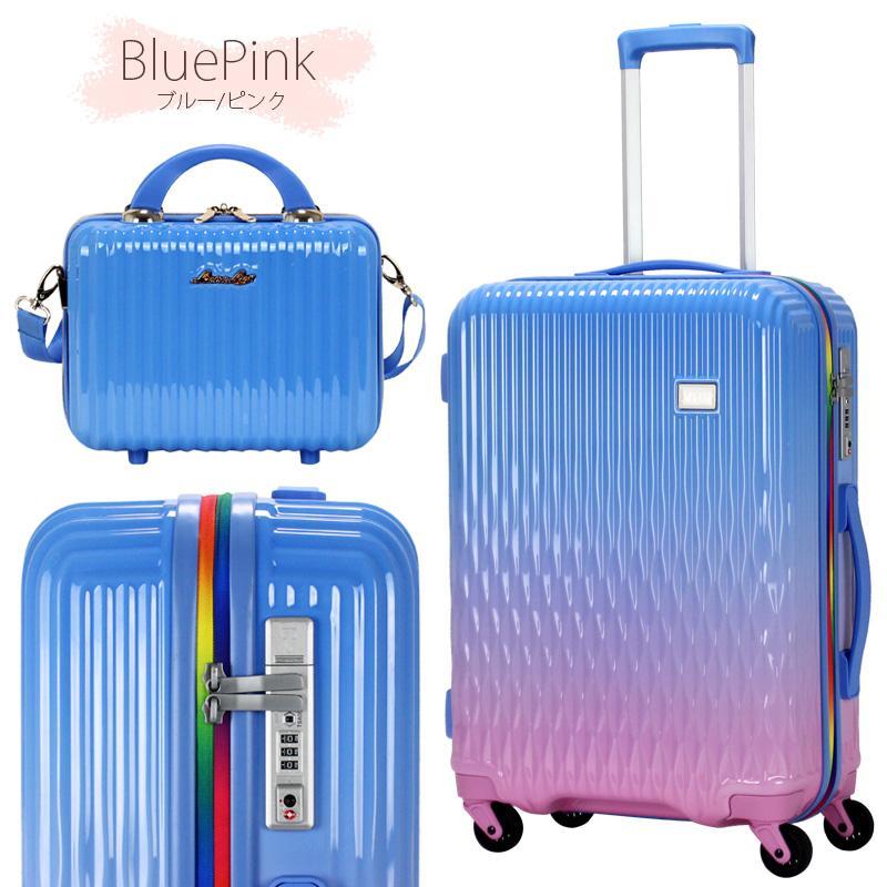 スーツケース Mサイズ キャリーバッグ キャリーケース ミニトランク付 レディース ショルダーバッグ 1年保証付 シフレ ルナルクス LUNALUX LUN2116 55cm|amakusakaban|13