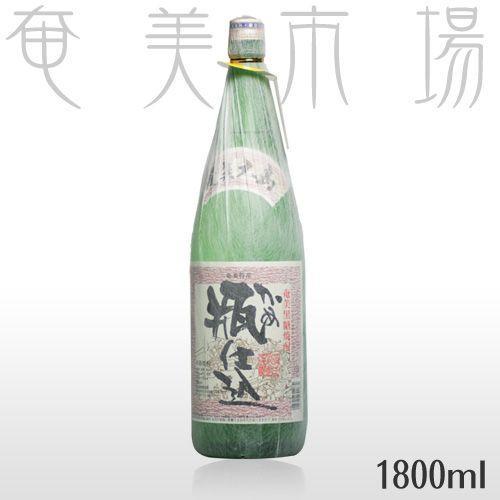 奄美黒糖焼酎 甕仕込み 30度 1.8L