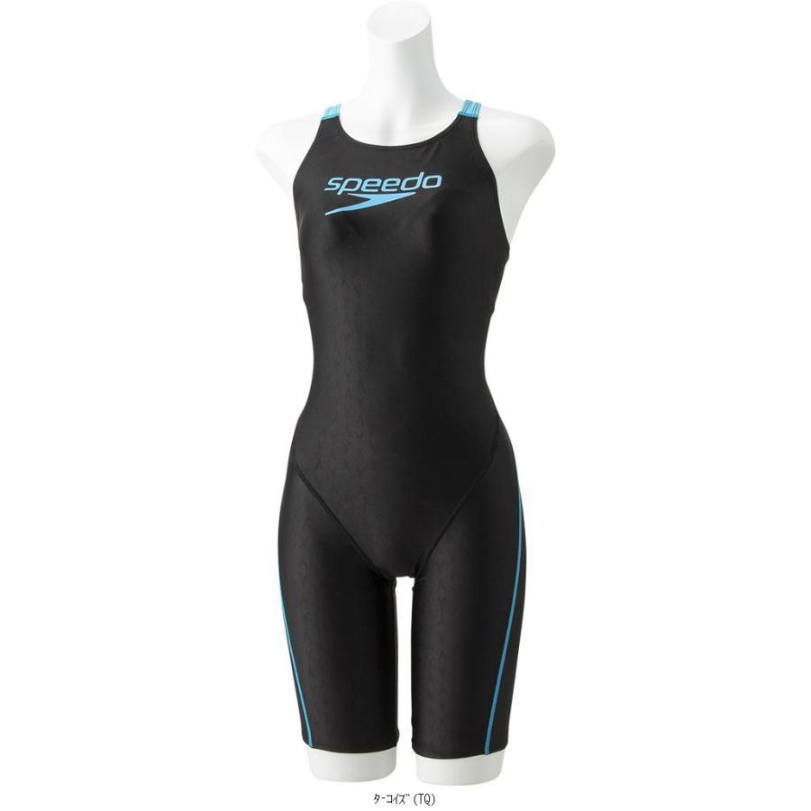 スピード スタックロゴWスパッツスーツ SD58N52 水泳ミズギWキョウギ