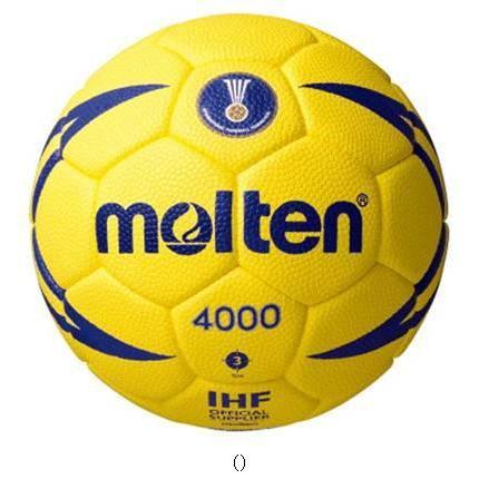 Molten モルテン ヌエバX4000 ハンドボール3ゴウ H3X4000 ハンドボールボールモルテン