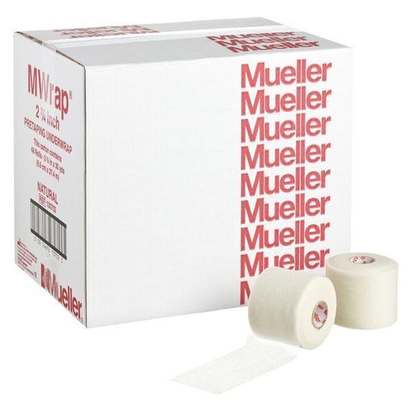 Mueller ミューラー Mラップカラーベージュ48コイリ 130702 ボディケアテーピング