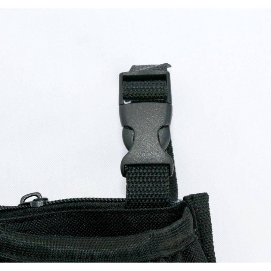 ベビーカー用 多機能小物入れ フック付き おでかけに 付けたまま畳める!ショルダー ストラップ付き!アメリカ人気ブランド J.L. Childress  amazing-green 07