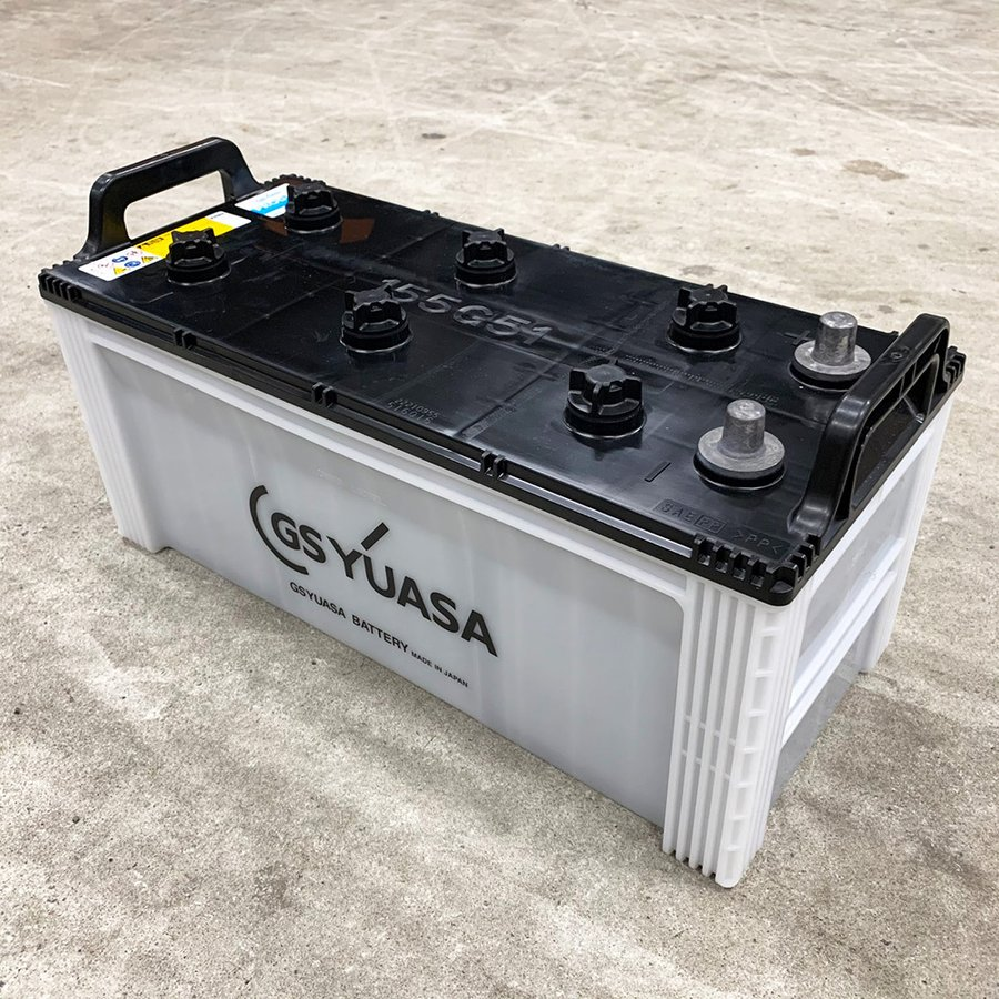 GSユアサバッテリー PRX-155G51 PRODA X プローダ・エックス YUASA トラック 大型車 業務車 用 ジーエスユアサ 送料無料 (一部地域送料加算)|amcom|04