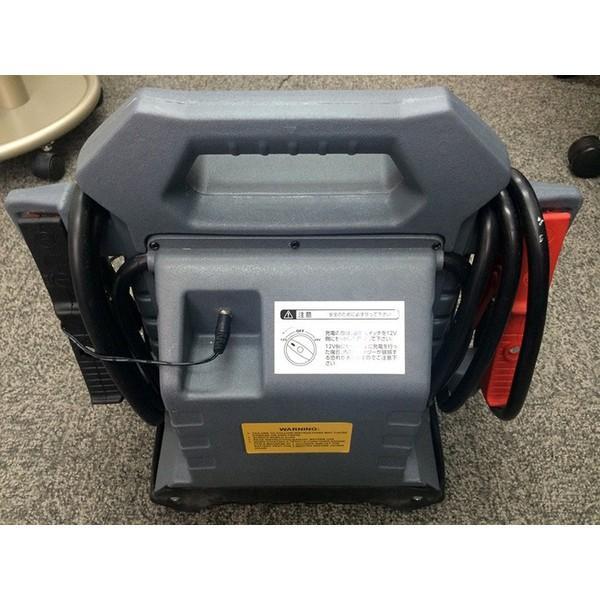 ジャンプスターター パワーブースター 12V 24V 両用 エンジンスターター ポータブル 兼用 緊急用 電源 バッテリー非常用電源 パワーパック スターティングパック|amcom|03