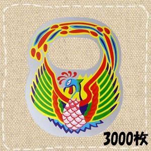 【特価】自作用千歳飴袋に 七五三 千歳飴袋の取っ手 (3000枚セット)卸販売 代引き不可